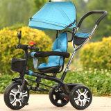 O triciclo de crianças novo do projeto caçoa Baby Trike Triciclo para a venda