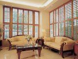 Obturateur en bois borgne en bois de décoration à la maison