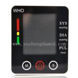 Cer zugelassener neues Modell-Handgelenk-Typ Blutdruck-Monitor Ysd732