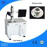 Sistemas da marcação do laser da fibra para a engenharia de produção