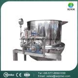 Type de inclinaison industriel d'acier inoxydable cuiseur de bouilloire de jupe de double de chauffage de vapeur avec l'agitateur/mélangeur pour l'encombrement