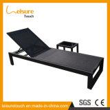 Напольная кровать стула палубы бассеина патио гостиницы Sun мебели сада лежа