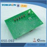 650-092ディーゼル発電機の予備品PCBのボード