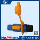 Rundsteckverbinder wasserdichtes 3p der Energien-10A