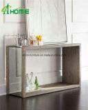 Vector de consola del espejo de cristal de la sala de estar/muebles de la vanidad