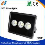 Im Freien wasserdichtes 150W LED Flut-Licht der gute Qualitäts
