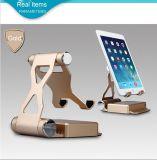 3in1 Design Foldable Phone Stand 10400mAh Power Bank avec Bluetooth Bluetooth Speaker