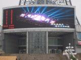 Schermo di visualizzazione fisso esterno del LED di colore completo P10 per fare pubblicità