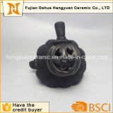 Céramique Halloween Décor noir Potiron Fantôme Artisanat