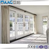 Алюминиевая раздвижная дверь профиля для балкона