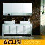 De Amerikaanse Eenvoudige Moderne Ijdelheid van de Badkamers van de Stijl Eiken Stevige Houten (ACS1-W32)
