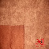 Samt-Veloursleder-Gewebe für Sofa, Schuhe, Gewebe
