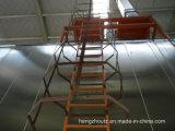 Fábrica de venta de pintura líquida de pulverización de la línea de producción