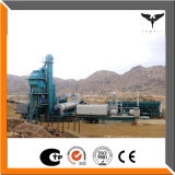 Planta durável /Bitumen da mistura do cilindro do asfalto da eficiência elevada que trata a planta 80t/H
