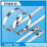 Тип Uncoated связи шарового затвора свободно образцов кабеля металла Ss304 Ss316