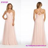 Bridesmaid венчаний качества Higt одевает платье повязки платья вечера