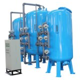 Filtro de circulación Sistema de agua automático de arena Medios Agua (YL-MF-500)