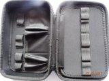 Cassa per orologi su ordinazione di corsa del ODM dell'OEM di marchio con il tenditore di gomma