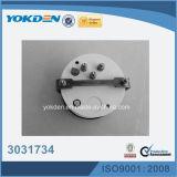 3031734 24VDC 85mm Weiß-Farben-Dieselmotor-Tachometer