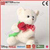 Urso macio de Aniaml dos brinquedos do presente do dia do Valentim
