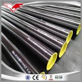 Tubo saldato nero del tubo d'acciaio ERW di ASTM A53 per il tubo di gas