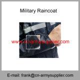 反射レインコート義務のレインコートトラフィックのレインコート軍隊のレインコート機密保護のレインコート警察のレインコート