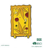 Pinos do esmalte da pizza do alimento de Customzized (xd-03177)