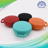 Mini bewegliches Ineinander greifen-Gewebe-Tuch drahtloser Bluetooth Lautsprecher