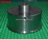 Peça fazendo à máquina do CNC para a peça de automóvel componente de reposição aeroespacial da elevada precisão do Uav