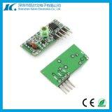 コード4315MHz/33MHz無線RF受信機モジュールKlS3