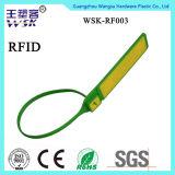 Selo plástico da microplaqueta da injeção RFID do metal da segurança da manufatura da fábrica do selo de China