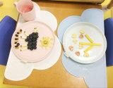 실리콘 식사하는 사람 휴대용 Resusable 아이들 Placemats