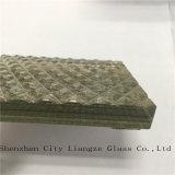 Vidrio laminado/vidrio Tempered/vidrio impreso /Silk de cristal decorativo para el edificio