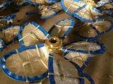 4 Schaufel-Festintervallmarinepropeller für Massengutfrachter 16500wdt