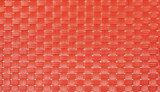 8X8 빨간색 직물에 의하여 길쌈되는 Placemat