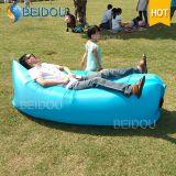 Lounger inflável colocado de acampamento superior novo de Sun do ar do saco 2017