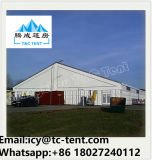 Aluminum Ridge Shape Temporary Warehouse Tent for Military, Work Shop, Aircraft Hangar
