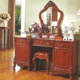 Het Bed en de Garderobe van de slaapkamer voor de Klassieke Reeks van het Meubilair van de Slaapkamer
