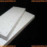 Azulejo mineral suspendido del techo de la fibra de la baja densidad