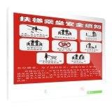 étalage Manifester-Digital de Signage-Bus du Manifester-Véhicule 22inch