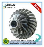 Алюминиевая/стальная отливка для индустрии клапана