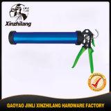 Compétitif que le pistolet à calfeutrer de saucisse de Manaul de machine-outil (bleu)