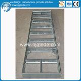 Sistema del encofrado del panel del marco de acero para la construcción