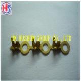 Tipo metal do anel que carimba o terminal elétrico da extremidade do fio da imprensa (HS-DZ-0093)