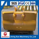 Grating da máquina escavadora 30t/cozimento na grelha/cubeta de esqueleto para toda a máquina escavadora do tipo