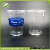 ふたが付いている16oz/500mlカスタム卸し売り堅く使い捨て可能なプラスチックコップ