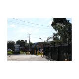 Éclairage LED solaire de jardin/yard de rue de l'approvisionnement 8W de constructeur avec le détecteur de PIR 3 ans de garantie