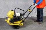 최신 판매를 위한 앞으로 격판덮개 쓰레기 압축 분쇄기 (HZR-90)
