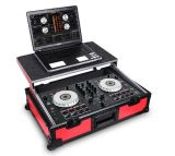 Soem-Qualität kundenspezifischer Größe Aluminium-DJ-Tisch-Flug-Fall (KeLi-FL-40)