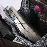 Saco portátil do portátil material de nylon Eco-Friendly, saco Multifunctional personalizado do mensageiro do portátil